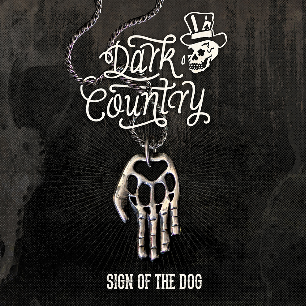 Dark Country - Sign of the Dog - EP artwork
