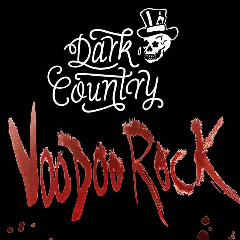Dark Country - Voodoo Rock - Single Artwork