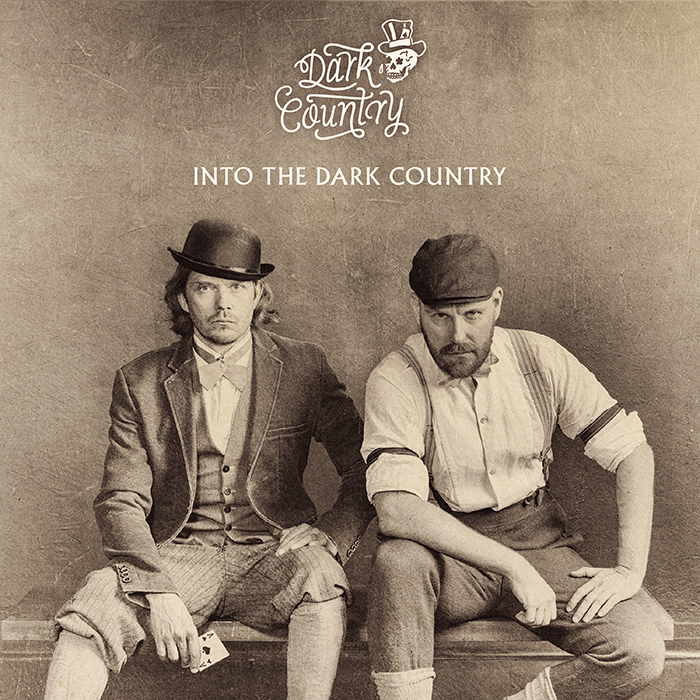 Dark Country - Into the Dark Country - Album Artwork